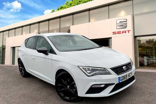 SEAT LEON FR BLACK EDITION 1.5TSI 150 MANUAL FR BLACK EDITION 1.5TSI 150 MANUAL