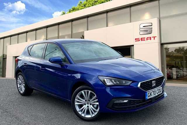 SEAT LEON NF SE DYNAMIC 1.0 TSI 110PS