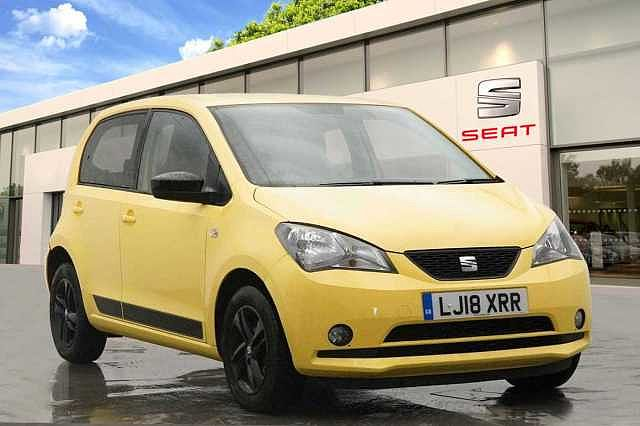 SEAT Mii 1.0 Design (60PS) Hatchback 5-Door