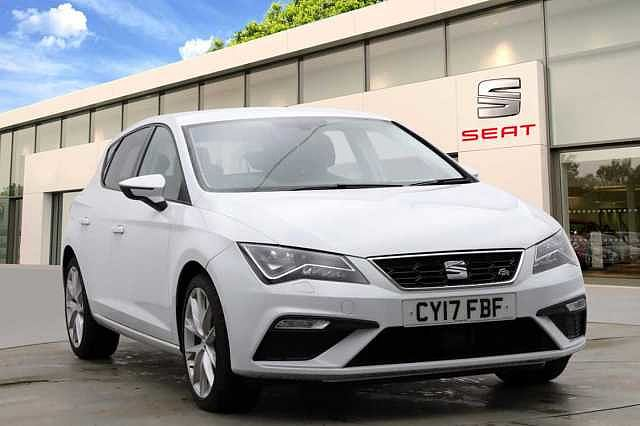 SEAT Leon 5dr (2016) 1.4 EcoTSI FR Technology 150PS DSG